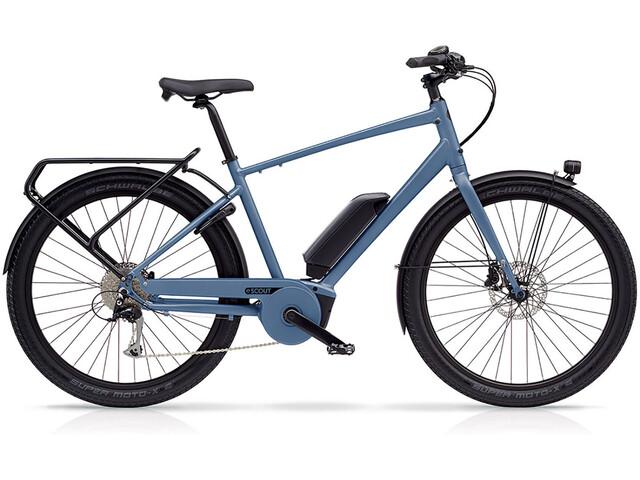 Benno Bikes eScout 10D Performance, bleu